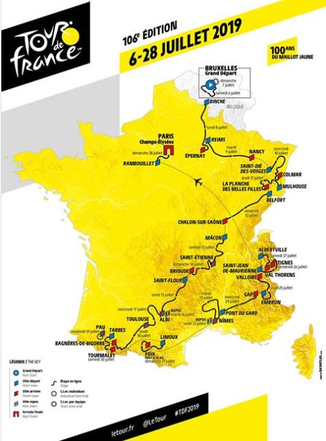 Calendrier Des Feux De L Amour 2019.12 Et 13 Juillet Fete Du Tour De France Saint Amour Bellevue